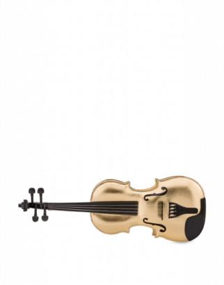 Moschino Violino Bag Woman Gold Size U It - (one Size Us)