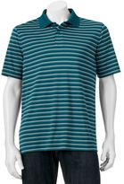 Croft & Barrow Big & Tall Cool & Dry Striped Polo