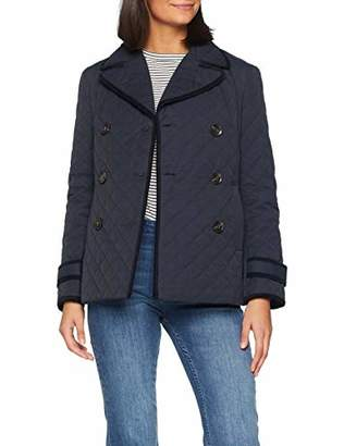 Crew Clothing Women's Quilted Reefer Jacket