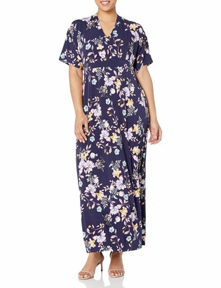 Donna Morgan Women's Plus Size D6595W ST