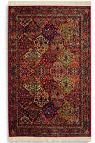 "Karastan Area Rug, Original 717 Multi Panel Kirman 8' 8"" x 10' 6"