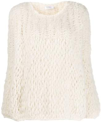 Snobby Sheep cashmere oversized-fit jumper