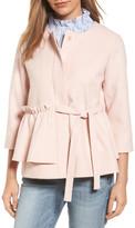 Halogen Soft Ruffle Jacket (Regular & Petite)