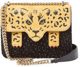 Charlotte Olympia Women's Fierce Chain Shoulder Bag
