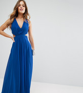 Asos Side Cut Out Maxi Dress