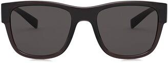 Dolce & Gabbana Eyewear Step injection sunglasses