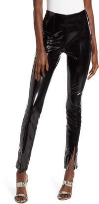 Blank NYC BLANKNYC Patent Faux Leather Leggings