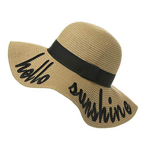 42feae55 Embroidered Straw Hat - ShopStyle