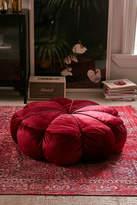 Urban Outfitters Clarice Velvet Floor Pillow