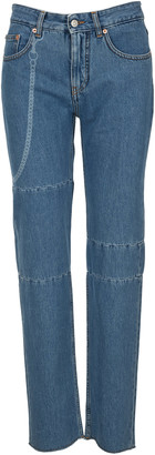 MM6 MAISON MARGIELA Mm6 Straight Leg Jeans