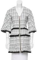 Alexis Alessi Tweed Jacket w/ Tags