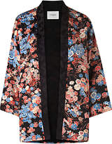 LK Bennett L.K.Bennett Carrie Sunset Flower Jacket, Printed