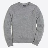 J.Crew Factory Marled cotton sweatshirt