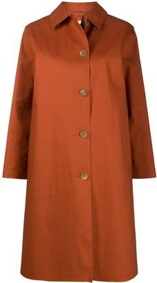 MACKINTOSH Garmony single-breasted coat