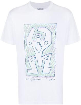 Marcelo Burlon County of Milan Cross Man crew-neck T-shirt