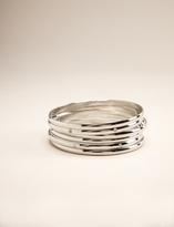 The Limited Touch Of Shine Bangle Set