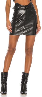superdown x Draya Michele Marianna Mini Skirt