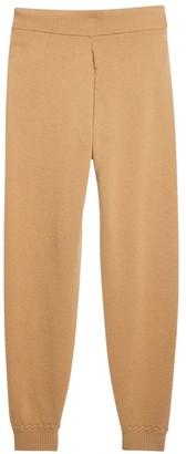 Theory Whipstitch Cashmere Lounge Pants
