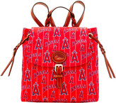 Dooney & Bourke MLB Angels Flap Backpack