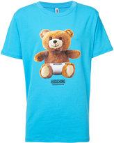 Moschino underwear teddy bear T-shirt - men - Cotton/Spandex/Elastane - L