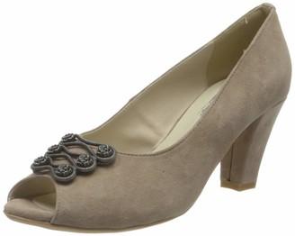 Hirschkogel Women's 3007803 Open Toe Heels