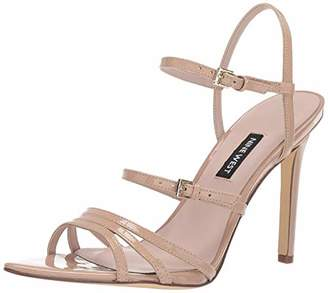 Nine West Womens Gilficco Strappy Sandals M