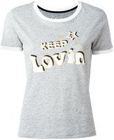 Tommy Hilfiger Keep Lovin T-shirt - women - Cotton - M