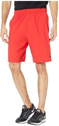 Nike Flex Shorts Woven 2.0 (University Red/Black) Men's Shorts