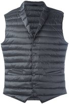Hackett quilted sleeveless jacket