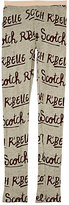 Scotch R'Belle LOGO-PRINT LEGGINGS