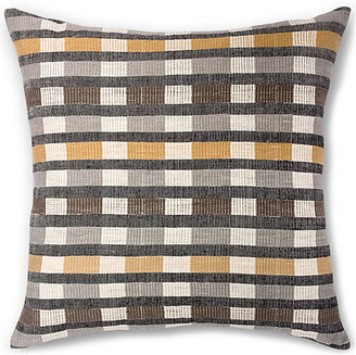 Bole Road Textiles Mursi 26x26 Pillow - Sable