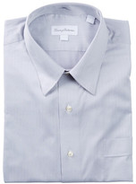 Tommy Bahama Madras Estate Tailored Fit Dress Shirt