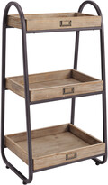 Linon 3-Tiered Bath Stand