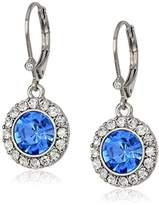Carolee Stud Drop Earrings