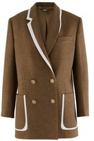 Fendi Wool and silk jacket