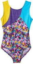 Jacques Moret Girls 4-14 Handspring Stars Leotard