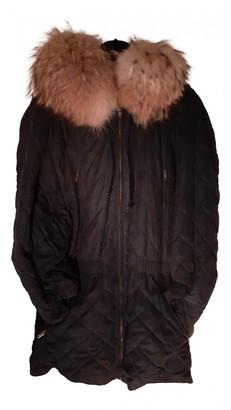 Hermes Black Polyester Jackets