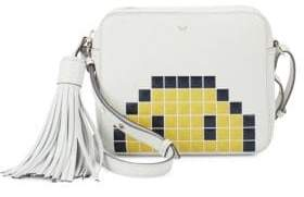 Anya Hindmarch Pixel Leather Crossbody Bag