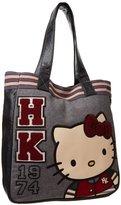 Hello Kitty Varsity Shoulder Bag