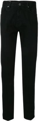 Giorgio Armani High-Rise Straight Jeans