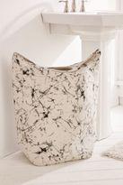 Urban Outfitters Batik Crackle Standing Laundry Bag Hamper