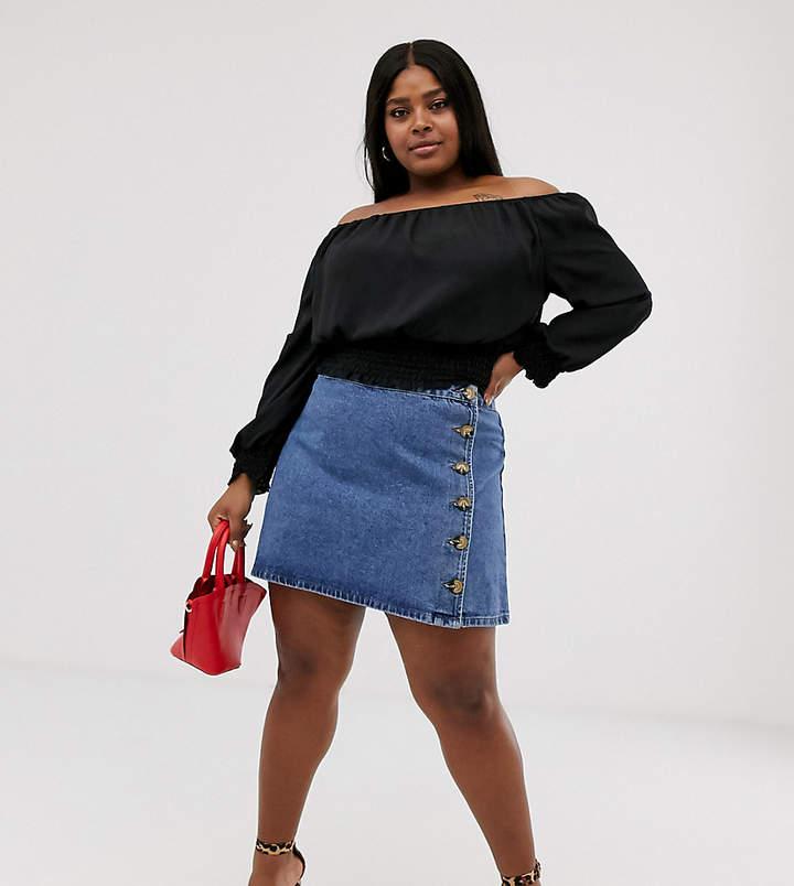 e8b66d714b4b Asos Plus Size Skirts - ShopStyle