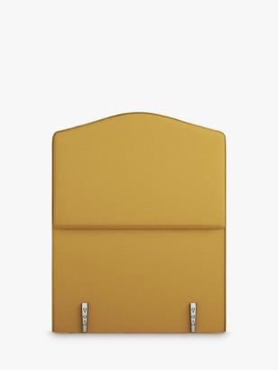 Vi-Spring Vispring Medusa Full Depth Upholstered Headboard, Single, FSC-Certified (Chipboard)