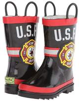 Western Chief U.S.F.D. Fire Dept 2 (Toddler/Little Kid)