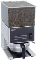 Elite Low Profile Series 6 lb. Coffee Grinder