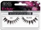 Ardell Edgy Lash False Eyelashes - Black (Pack of 4)