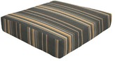 "Eddie Bauer Knife Edge Indoor/Outdoor Sunbrella Ottoman Cushion Size: 5"" H x 24"" W x 24"" D"
