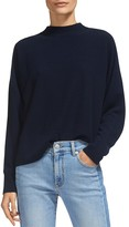 Whistles High-Neck Cashmere Sweater
