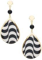 Francesca Romana Diana gold plated earrings