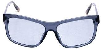 Versace Tinted Square Sunglasses